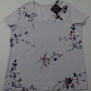 Ava viv shirt women